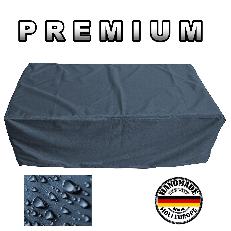 Premium Tavolo da Giardino Involucro Protettivo Telone di copertura copertura 220 x 80 x 65 ANTRACITE