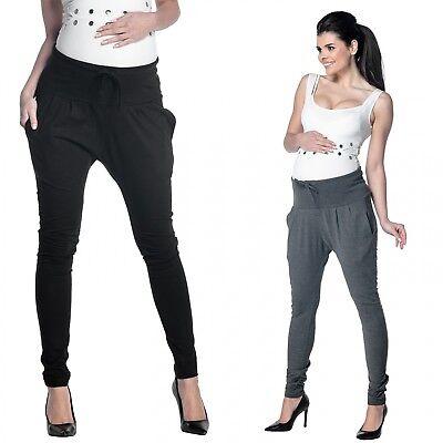 Zeta Ville Women S Maternity Pants Low Crotch Pockets Stretch Waistband 583c Ebay