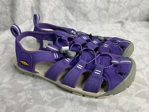 KEEN CLEARWATER CNX Purple Sport/Hiking/Water Sandals Women's Size 7.5 (E2)