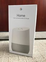 Google Home - White Slate, Google Personal Assistant - Brand
