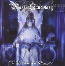 DARK SANCTUARY - De Lumière Et D`Obsuritè  [Re-Release] CD