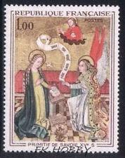 France 1970 Mi 1713 ** Malarstwo Sakralne Religion Painting Gemälde Peinture Art