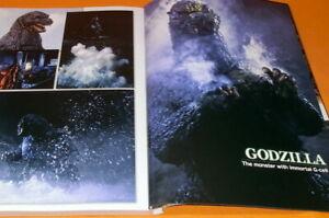 Godzilla-Perfection-for-the-Heisei-by-Koichi-Kawakita-book-Japan-Japanese-0847