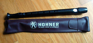Vintage-1970s-HOHNER-9509-Blockfloete-Flute-Recorder-MADE-IN-GERMANY