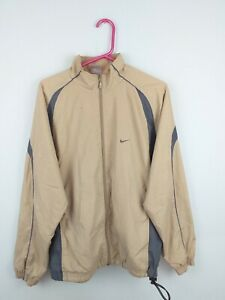 up Veste Zip Vtg Hommes Retro Top Sandy Survêtement Uk M Survêtement Nike PkX08nONw