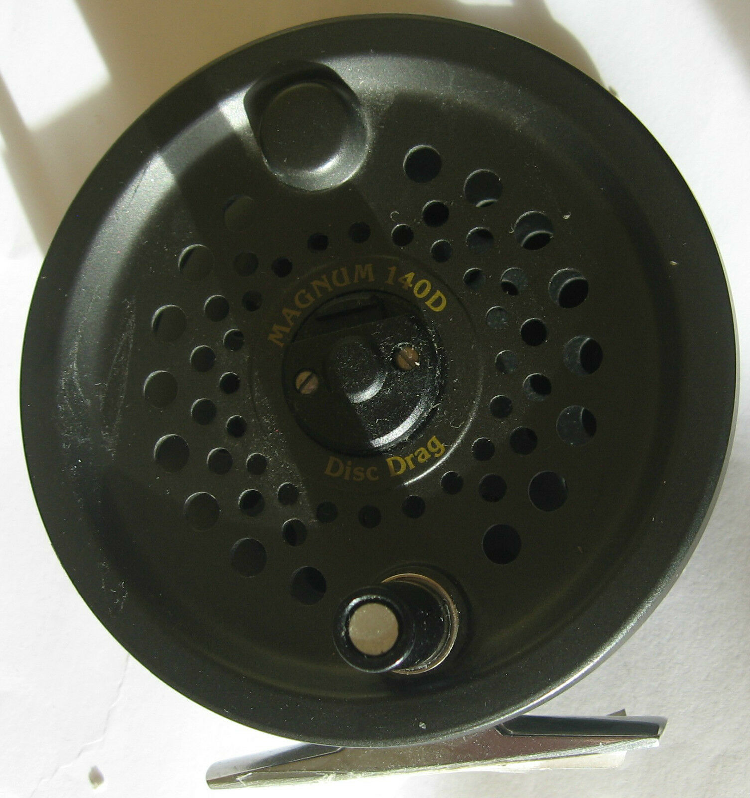 British Fly Reels Magnum 140D 737C361 C0236 Fly Reel Made in England