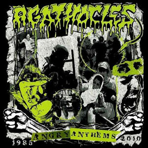 Agathocles-Angry-Anthems-1985-2010-Bel-CD