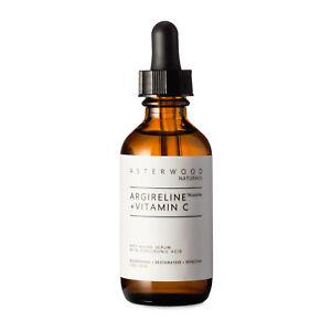 ARGIRELINE-peptide-Vitamin-C-Serum-w-Hyaluronic-Acid-2oz-Asterwood-Naturals