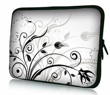 Laptop-Tasche 10,2 Zoll Notebook Sleeve Schutz-Hülle aus Neopren wasserabweisend