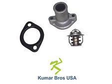 New Kubota L2250f L235 L2350dt Thermostat Cover Thermostat Amp Gasket