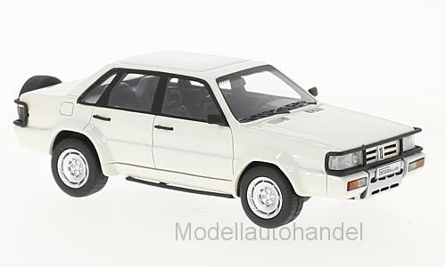 Audi 90 Quattro (Typ 85) Treser Hunter 1986  weiss 1 43 Neo 47025   NEW