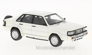 Typ 85 Treser Hunter 1986  weiss 1:43 Neo 47025 />/>NEW/</< Audi 90 Quattro