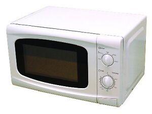 Motorhome Caravan Camping Microwave