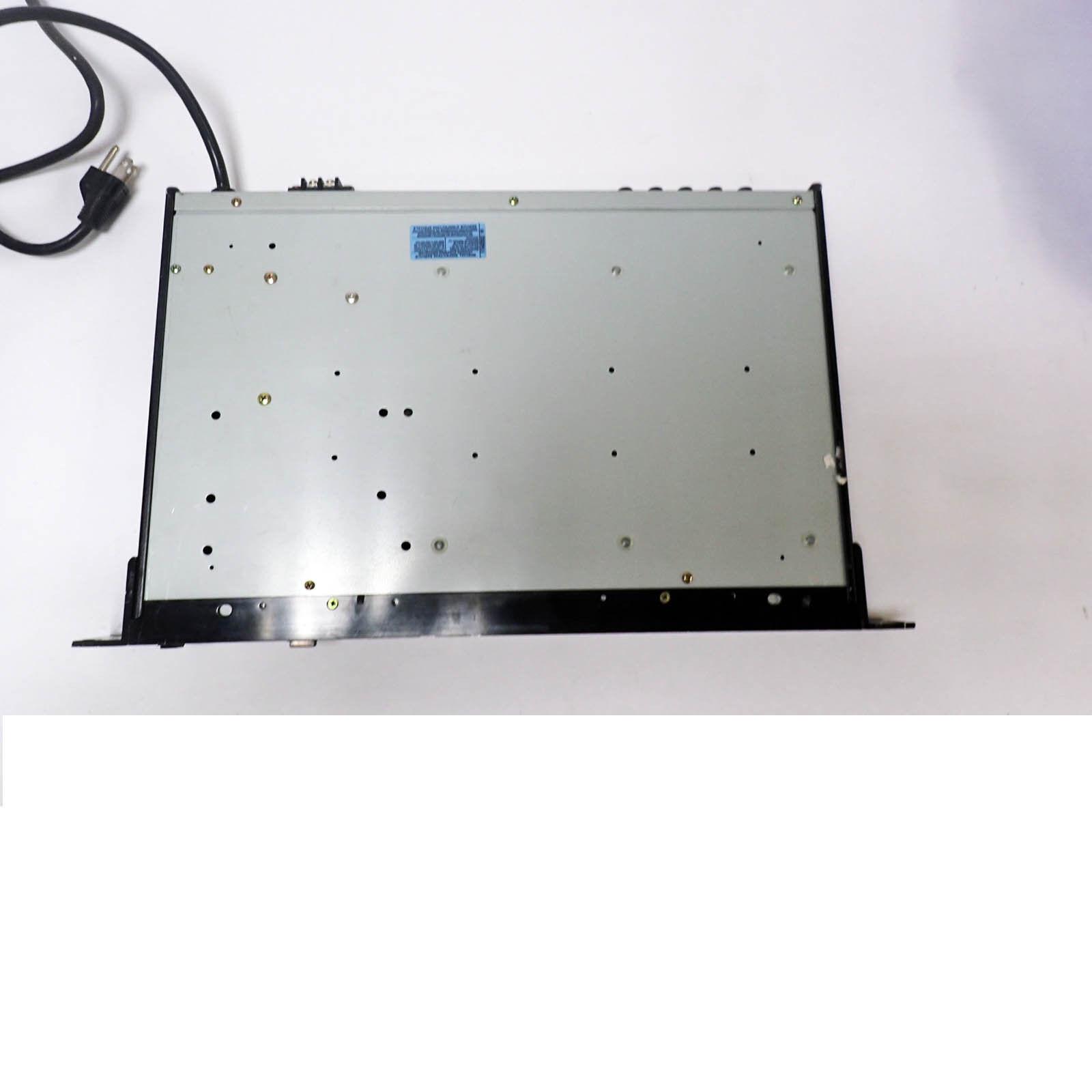Toa Unidad De Control Electrónico AC-controlador electrónico de 120 120 120 L R altavoces y sub f7bb1d