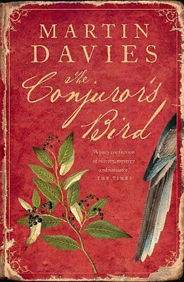 Martin Davies__the Conjuror's Bird __brandneue___werbeantwort Uk Belletristik