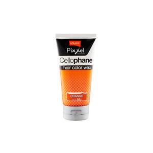 Details About Lolane Pixxel Cellophane Hair Color Wax Orange
