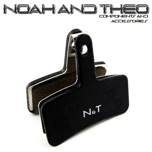 N/&t Tektro Hd-E710 Dorado E-Bike D40.11 Halb Metallisch