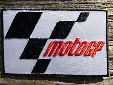 ECUSSON PATCH THERMOCOLLANT aufnaher toppa MOTO GP grand prix moto motard sport