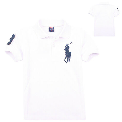 Children are boys and girls polo shirts net Short Sleeve T-shirt 2-13Y 11 colors