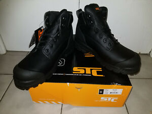 5cc8999d2dbd Image is loading New-STC-Steeltoes-work-safety-boots-6-034-