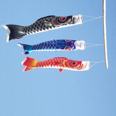 Koinobori Koi Nobori Japanese Carp Wind Sock Fish Boy/'s Day Celebration Lucky
