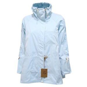 3215Q giubbotto FAY azzurro giacca donna jacket woman