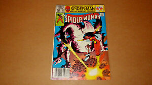 Spider-Woman-41-Marvel-Comics-Vol-1-No-41-Dec-1981-Newsstand-Edition-VF-NM-9-0