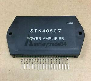 new 1pcs stk4050v stk4050 manu sanyo encapsulation power amplifier ebay. Black Bedroom Furniture Sets. Home Design Ideas