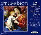 Olivier MESSIAEN / Vingt regards sur l'enfant Jesus / (2 CD) / NEUF