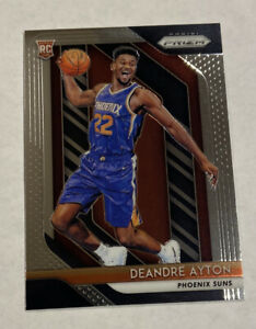 2018-19-Panini-Prizm-DEANDRE-AYTON-Base-RC-Rookie-Card-279-Phoenix-Suns