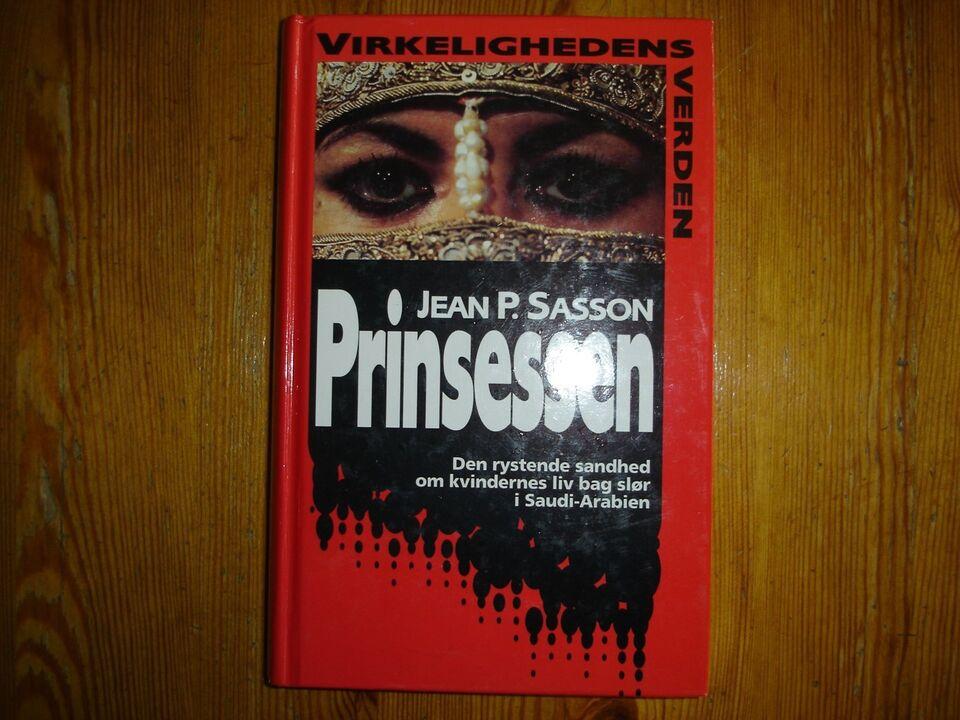 Prinsessen, Jean P. Sasson, genre: anden kategori