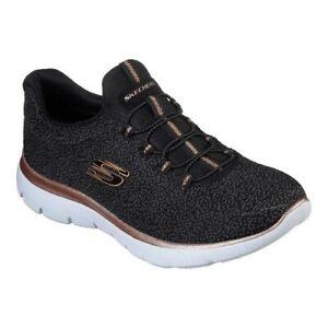 Skechers-Women-039-s-Summits-Fresh-Take-Sneaker