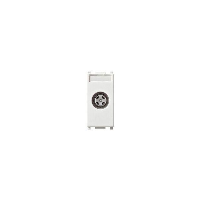 VIMAR PLANA 14300.01 - Presa TV-RD-SAT diretta bianco