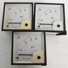 3 Risesun Be 96 Analog Panel Meter 0 60a
