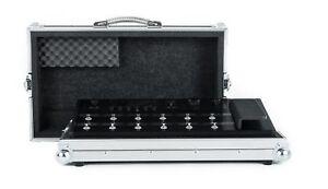 flight case for line 6 helix fx pedal board 617037657932 ebay. Black Bedroom Furniture Sets. Home Design Ideas