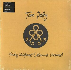 Tom Petty, Finding Wildflowers (Alternate Versions), Gold, Double Vinyl, LP, NEW