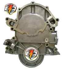 Ford 302 / 351W Timing Cover with Diptube hole & Fuel Pump Mount fits 69-89