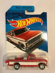 Hot-Wheels-Sam-Walton-1979-Ford-F-150-Truck-Mattel-Exclusive-Walmart-Museum-NIP