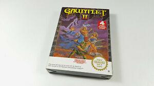 Gauntlet-II-Nintendo-NES-Spiel-PAL-B-OVP-CIB-VGC-NES-2U-NOE-Boxed-Complete-NM