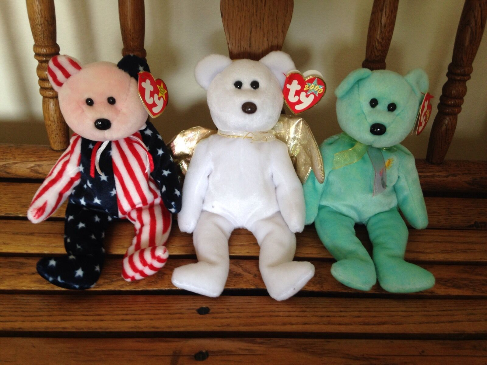 TY Beanie Babies - Mixed Mixed Mixed Lot of 30 Teddy Bears - Retired - 1994 to 2000 e2739f