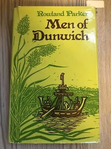 Men-of-Dunwich-by-Parker-Rowland-Hardback-FIRST-EDITION