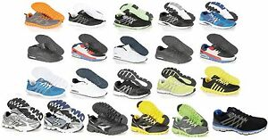 Air-Tech-Mens-Running-Trainers-Casual-Summer-Lace-Up-Gym-Walking-Sport-Shoe-Size