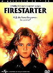 Firestarter  DREW BARRYMORE NEW!