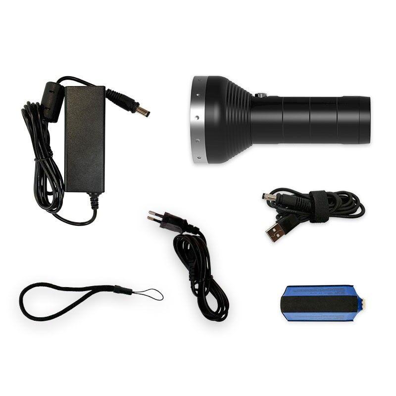 Led lenser Ledlenser MT18 Flashlight - 3000 Lumen - Ledlenser lenser 52d5ad
