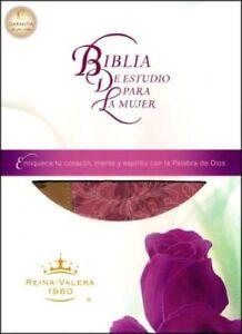 RVR-1960-Biblia-de-Estudio-Para-La-Mujer-Piel-Imitada-RVR-1960-Women-039-s-Study