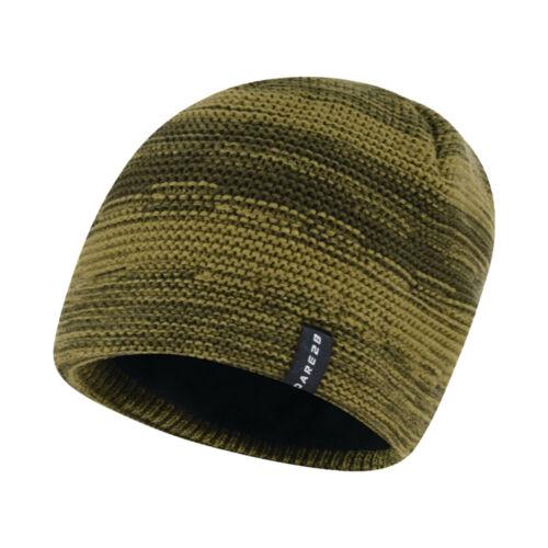Dare2b Hats Ease Up Beanie Warm Fleece Outdoor Work Winter Gym Sport Headware