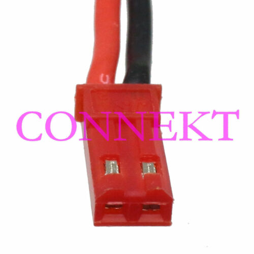 JST Male to JST Futaba JR Female Parallel 20AWG 15CM Cable For Battery