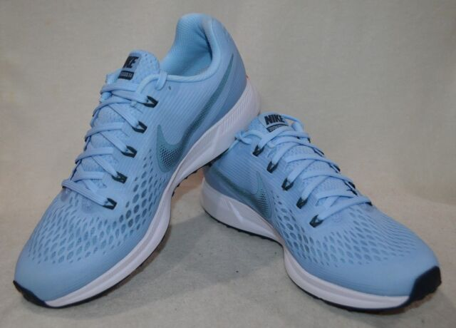 a2384b392190 Nike Air Zoom Pegasus 34 Ice Blue Blue Fox Men s Running Shoes-Assorted Size