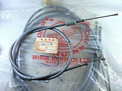 HONDA CB175 CL175 CB200 CL200 CB200T XL175 SPEEDOMETER CABLE GENUINE NOS JP