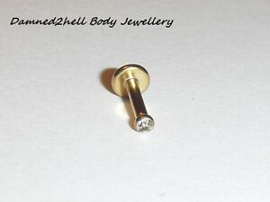 ZIRCON-GOLD-TITANIUM-LABRET-TRAGUS-STUD-1-2mm-TINY-2mm-CRYSTAL-INTERNAL-THREAD